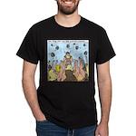 Viking Graduation Dark T-Shirt