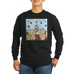 Viking Graduation Long Sleeve Dark T-Shirt