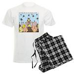 Viking Graduation Men's Light Pajamas
