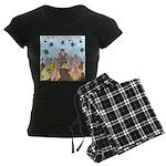 Viking Graduation Women's Dark Pajamas