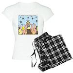 Viking Graduation Women's Light Pajamas