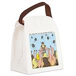 Viking Graduation Canvas Lunch Bag