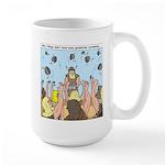 Viking Graduation Large Mug