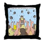 Viking Graduation Throw Pillow
