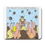 Viking Graduation Mousepad