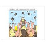 Viking Graduation Small Poster