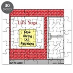 Yoga Now Hiring All Positions Puzzle