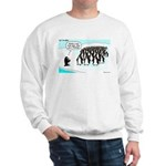 Penguin Mothers Day Sweatshirt