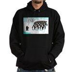 Penguin Mothers Day Hoodie (dark)