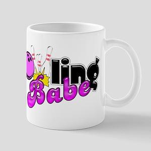 Bowling Babe Mug