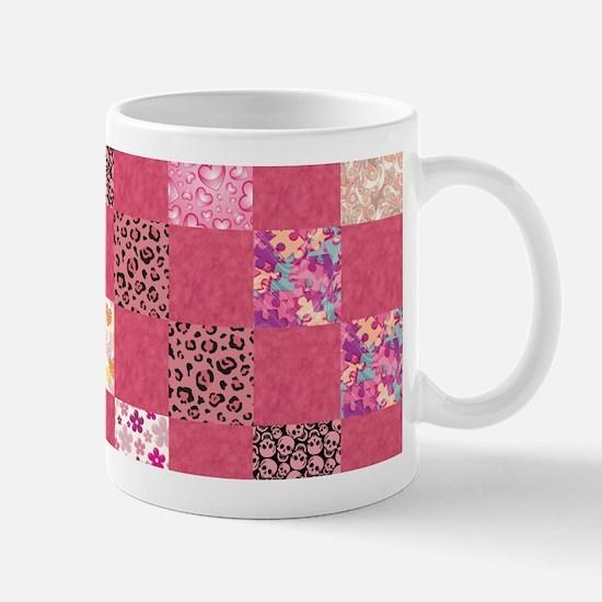 BOHO PATCHWORK Mug