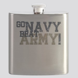 go NAVY beat ARMY Flask