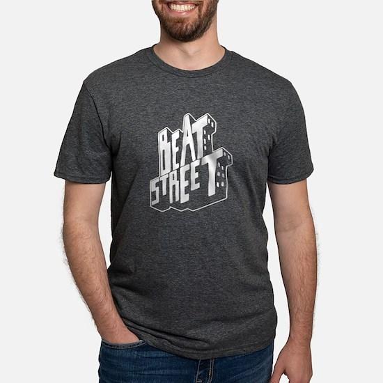 Cute Beat Mens Tri-blend T-Shirt