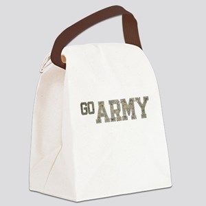 go ARMY Canvas Lunch Bag