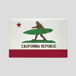 California Republic Bigfoot Magnets