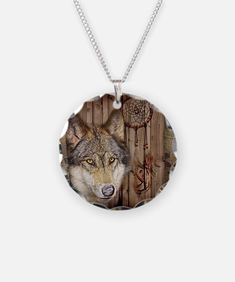 rustic western country nativ Necklace