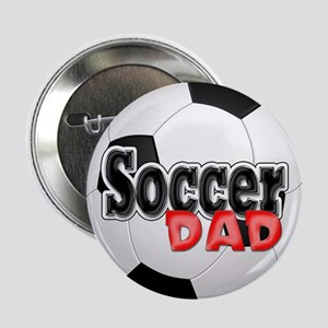"Soccer Dad 2.25"" Button"