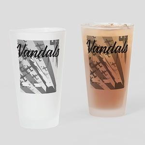Vandals Propaganda Drinking Glass