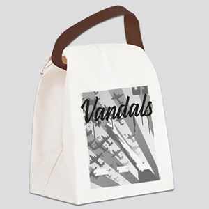 Vandals Propaganda Canvas Lunch Bag
