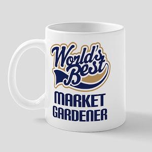 Market Gardener (Worlds Best) Mug