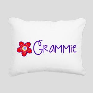 My Fun Grammie Rectangular Canvas Pillow