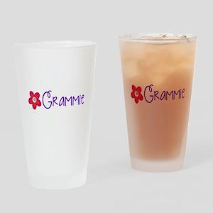 My Fun Grammie Drinking Glass