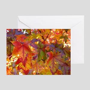 autumn leaves stationery cafepress