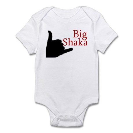 Big Shaka Infant Bodysuit
