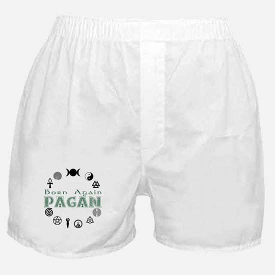 Born Again Boxer Shorts