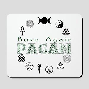 Born Again Mousepad