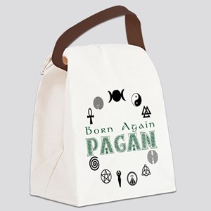 Born Again Canvas Lunch Bag