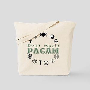 Born Again Tote Bag