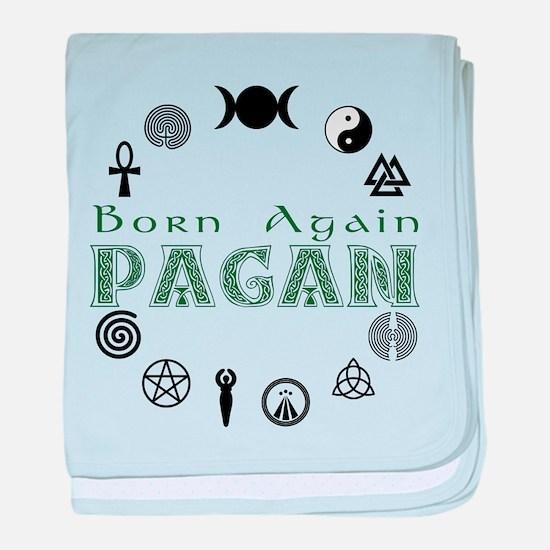 Born Again baby blanket