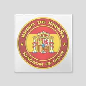 Spain Medallion Sticker