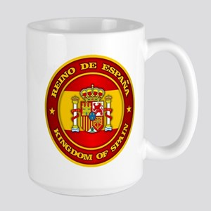 Spain Medallion Mugs