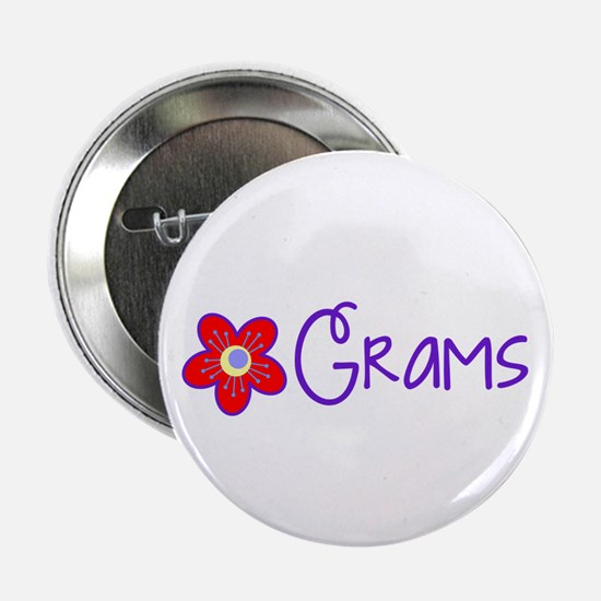 "My Fun Grams 2.25"" Button"