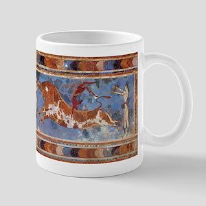"""Taureau Cavaliers a Knossos"" Mug"