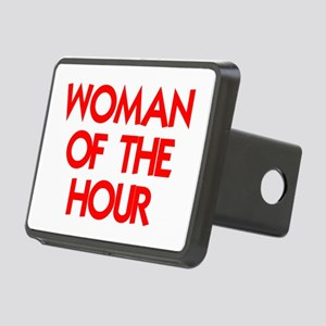 WOMAN OF THE HOUR Hitch Cover