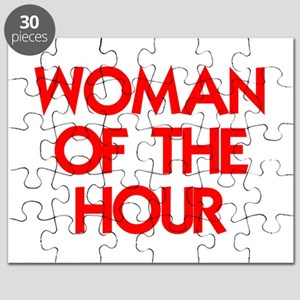 WOMAN OF THE HOUR Puzzle