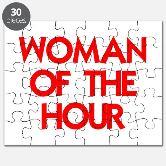 WOMAN OF THE HOUR.psd Puzzle