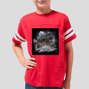 striped hyenas Youth Football Shirt