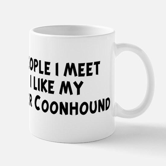 Treeing Walker Coonhound: peo Mug