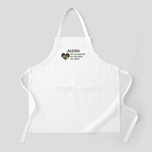 Alexis: My Hero BBQ Apron