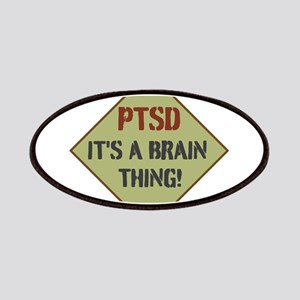 PTSD BRAIN THING! Patches