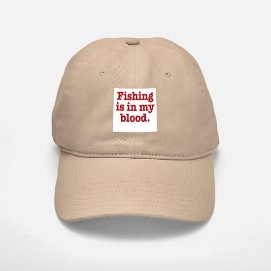 Fishing Baseball Baseball Cap