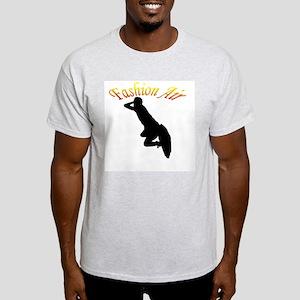 Fashion Air Ash Grey T-Shirt
