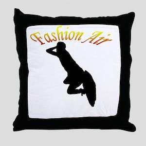 Fashion Air Throw Pillow