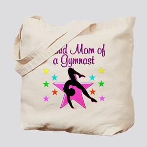 SUPER GYMNAST MOM Tote Bag