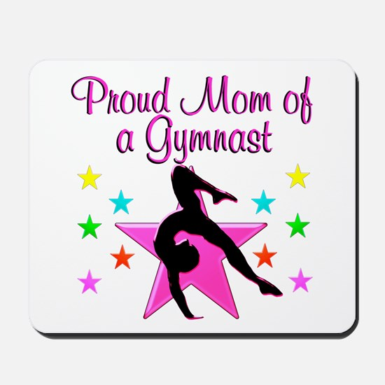 SUPER GYMNAST MOM Mousepad