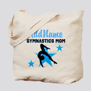 STAR GYMNAST MOM Tote Bag